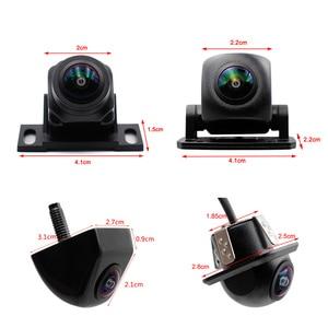 Image 3 - Smartour 180 Degree Car Rear Front View Camera Universal Backup Parking Camera Night Vision Waterproof Ccd Color Image