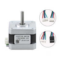4-lead Nema 17 Stepper Motor 42 Stepping Motor 1.5A 17HD34008-22B motor for 3D Printer Industrial automation