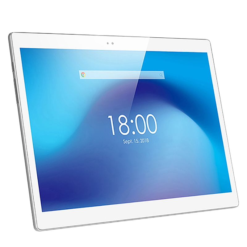 Alldocube U1005 Tablet Pc 10.5 Inch 2560X1600 Android 8.1 Hexa Core 2.1Ghz 4Gb Ram 64Gb Emmc 8.0Mp Fingerprint -White
