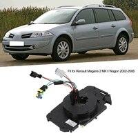 Ferramentas de carro relógio mola espiral cabo apto para renault megane 2 mk ll wagon 2002 2006 acessórios do carro|Pistões  anéis  hastes e peças| |  -