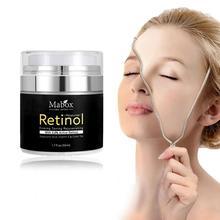 NEW 50ml Retinol 2.5%Moisturizer Face Cream Hyaluronic Acid AntiAging Remove Wrinkle Vitamin E Collagen Smooth Whitening Cream