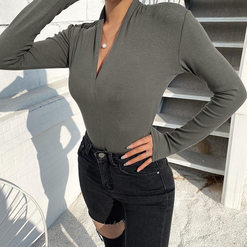 Gray Bodysuit (4)