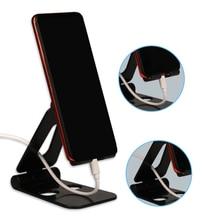 Регулируемый складной держатель для телефона Подставка для планшета портативный мобильный телефон крепление для струйного принтера Desk дл...