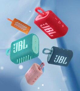 Image 4 - JBL GO3 اللاسلكية بلوتوث 5.1 المتكلم الذهاب 3 المحمولة للماء المتحدث المتحدثين في الهواء الطلق الرياضة باس الصوت الأصلي JBL رئيس