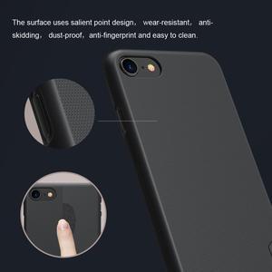 """Image 5 - Dla iPhone SE 4.7 """"2020 skrzynki pokrywa NILLKIN Super matowa tarcza matowa twarda tylna pokrywa telefon komórkowy shell iPhone SE 4.7 cala 2020"""