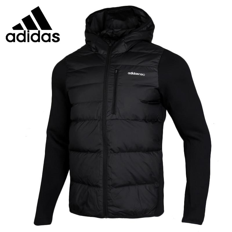 Original New Arrival  Adidas NEO M TRNSEASON JKT  Men's  Down Coat Hiking Down Sportswear