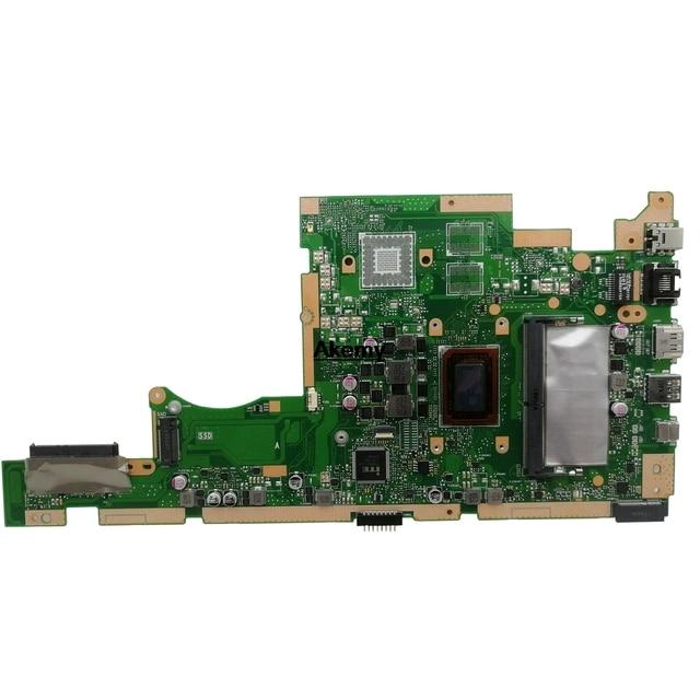 X505ZA Motherboard 8G-RAM For ASUS X505ZA A505ZA Laptop motherboard X505ZA Mainboard (Exchange)! !