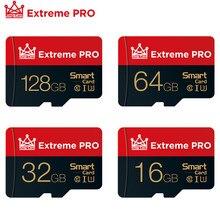 Class10 16 4GB 8GB Cartão de Memória cartão Micro sd GB 32GB SDHC/SDXC microsd GB 128GB cartões TF Cartao de Memoia 64 com adaptador livre