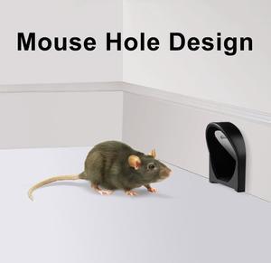 Image 5 - 2020 חדש מלכודת עכברים עכבר חי מלכודת אין להרוג פלסטיק לשימוש חוזר קטן מלכודת עכברים עכברוש מלכודת מכרסמים התפסן הדברה