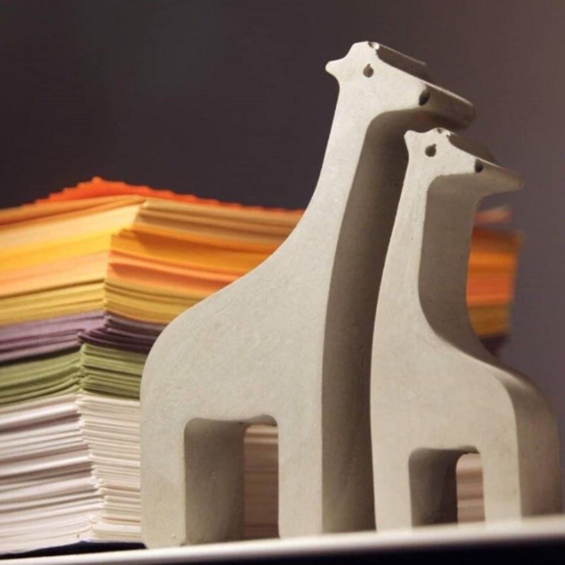 Molds For Concrete Animal Ocean Land Cat Dog Shape Plaster Mold Trojan Silicone Mold Diy Creative Card Holder Concrete Molds