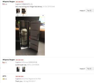Image 5 - PC 냉장고 쿨러 PC 냉장고 따뜻한 쿨러 음료 음료 냉동고 통조림 음료 병 물 (350 ~ 600 mL) 우유