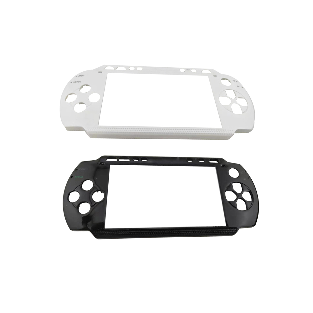 Housing Front Faceplate Cover Case Shell Cover Replacement for PSP 1000 game console