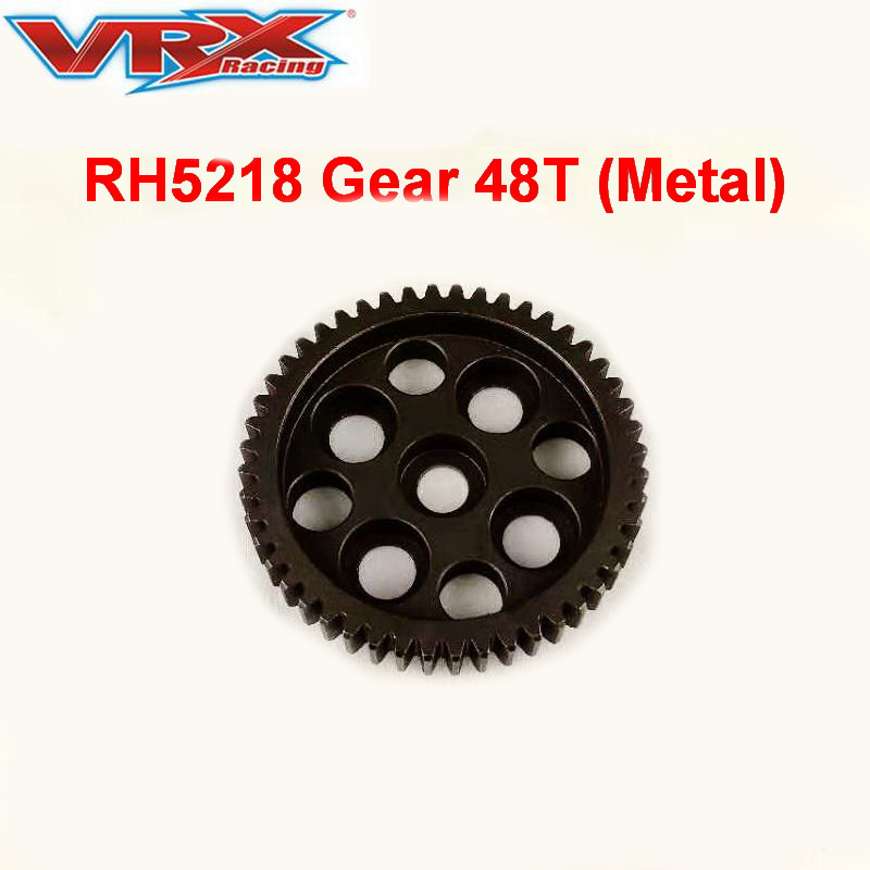 <font><b>RC</b></font> car upgrade <font><b>parts</b></font> VRX RH5218 Gear 48T(Metal), fit VRX Racing 1/5 <font><b>scale</b></font> Gasoline <font><b>rc</b></font> car RH501 RH502 RH502MT RH503 RH505 image