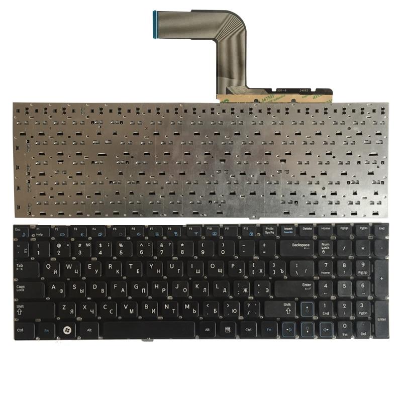 Russian Keyboard For Samsung RV509 RV511 NP-RV511 RV513 RV515 RV518 RV520 NP-RV520 RU Black Laptop Keyboard