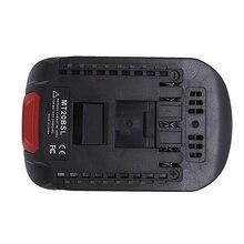MT20BSL Li Ion Batterij Converter Adapter Voor Makita 18V BL1830 BL1860 BL1850 BL1840 BL1820 Gebruikt Om Voor Bosch 18V tool