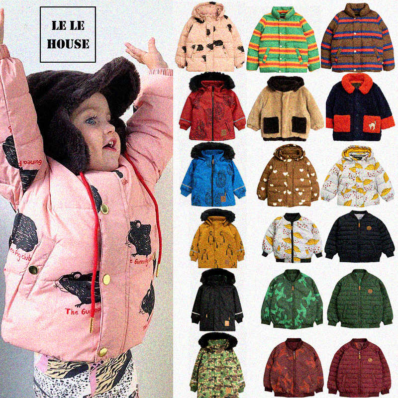 in stock 2019  MR TAO Autumn Winter Knitwear Baby Girl Clothes Christmas coat For Kids Toddler Boys Girls