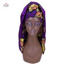 2020 новый африканский модный головной убор Женская хлопковая