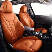 Fuzhkaqi personalizado couro capa de assento do carro para mazda atenza 6 CX-7 CX-4 CX-5 axela mazda 3 8 2 5 CX-9 CX-3 tampas de assento automóveis