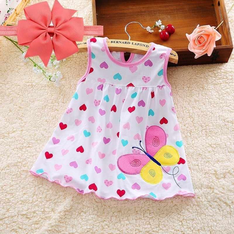 2018 Summer Baby's Headband Newborn Baby Girl Clothes Floral Tank Top +2PCS Outfits Bebek Giyim Toddler Kids Clothing Set