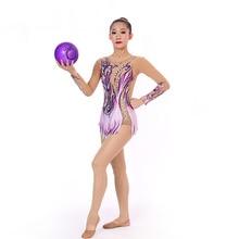 Гимнастический трико для девочек, гимнастический трико, для детей, для взрослых, для выступлений, трико, индивидуальный стиль