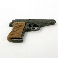 1/6 Scale Walther PPK Dragon Weapon Model Pistol Gun Automatic for 12 Soldier Figure Accessory