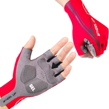 Half Finger Cycling Gloves Outdoor Sports MTB Bike Gloves Summer Washable Breathable Bicycle Gloves Anti-Slip Anti-Shock rockbros cycling bike bicycle gloves half finger gel anti shock breathable elastic bicycle gloves mtb motorcycle sports gloves