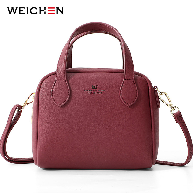 Forever Young Women Boston Handbag Soft Leather High Quality Female Shoulder Bags Ladies Crossbody Messenge Bag Bolsa Hand Bag