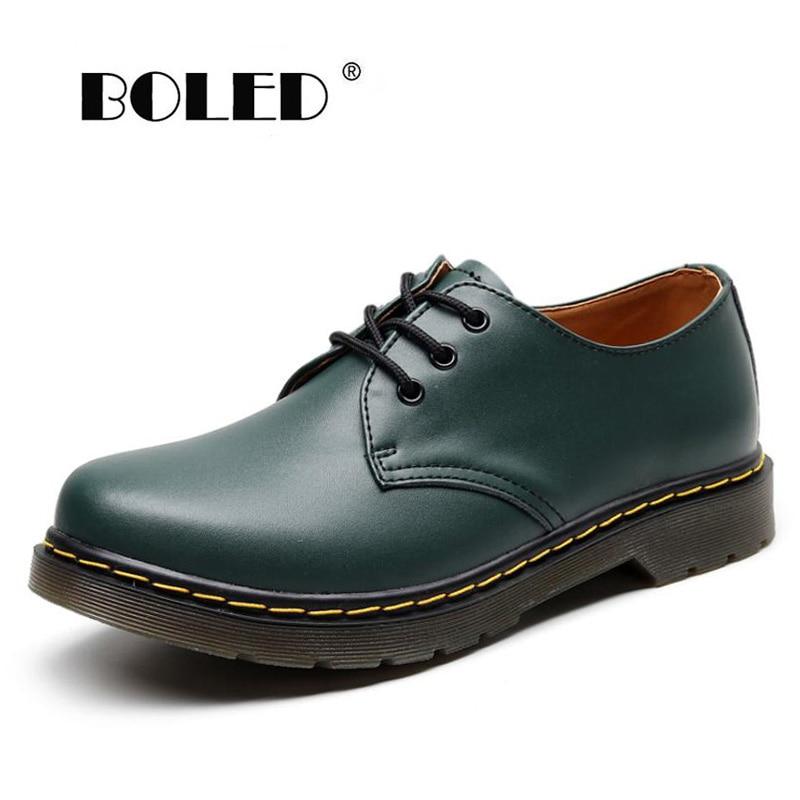 Plus Size Split Leather Men Boots High Quality Men Shoes Lace-up Autumn Ankle Boots Vintage Outdoor Working Shoes Men