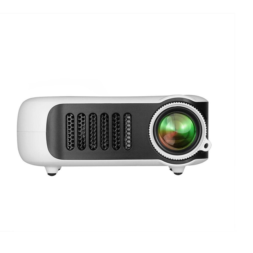 Mini projetor de bolso led alta definição