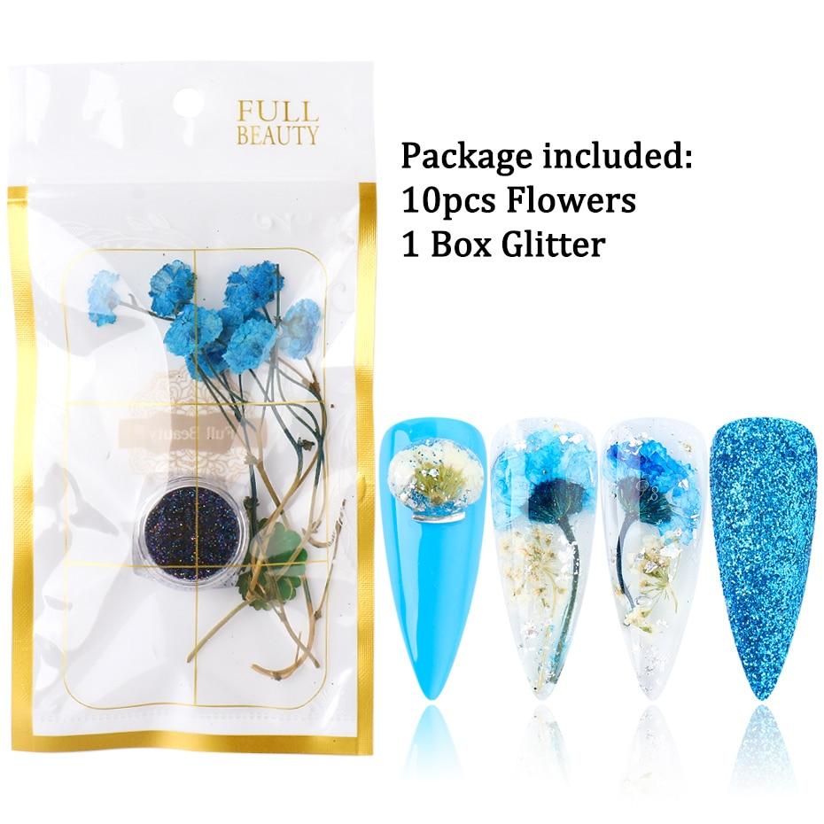 nail flower designs