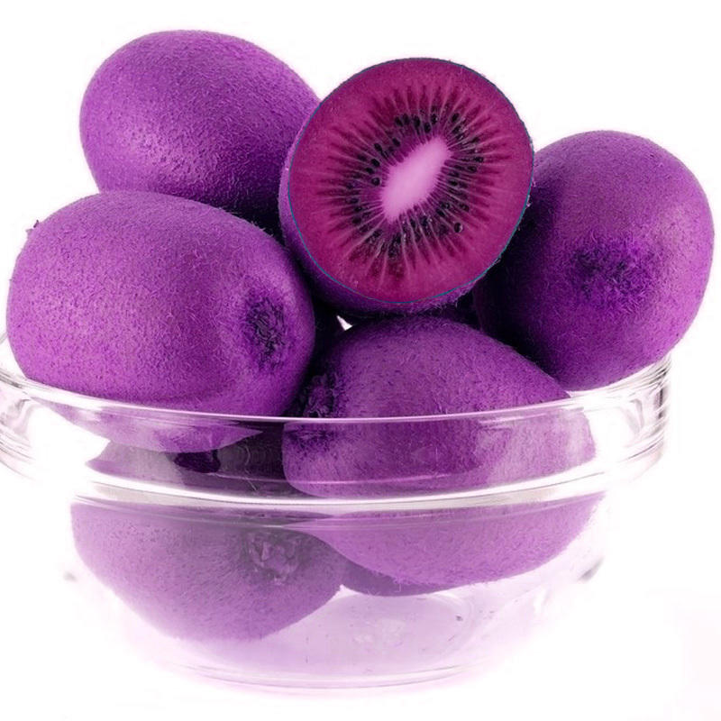 Plant Fruits Bath Salts Purple Heart Kiwi Essence 170Pcs SG-15-A