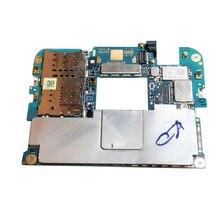 Tigenkey Per htc U11 Singola SIM 64G Del Telefono Mobile Del Pannello Elettronico Mainboard della Scheda Madre Circuiti Lavoro 100% Sbloccato Android