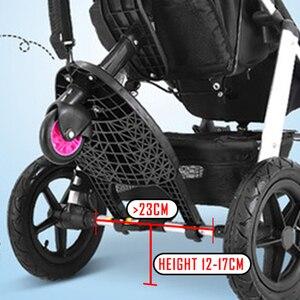 Image 5 - 子供グライダーボード双子ベビーアクセサリー子供のベビーカーオーガナイザー補助ペダルトレーラーベビー立ちプレートリビングシート