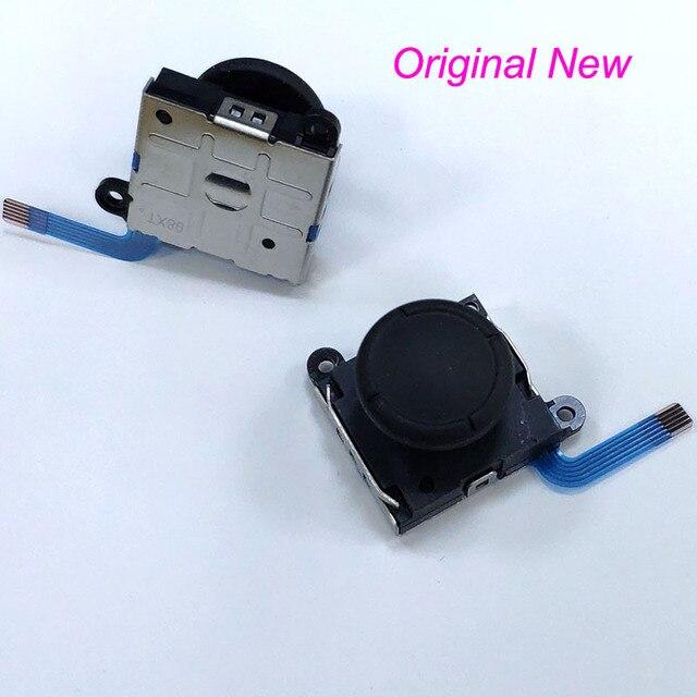 10pcs Original NEW 3D Analog Stick Sensor Thumbstick Joystick For Switch NS Joy Con Controller and switch lite