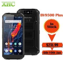IP68 עמיד למים Blackview BV9500 בתוספת Helio P70 אוקטה Core Smartphone 10000mAh 5.7 אינץ FHD 4GB 64GB אנדרואיד ה SIM הכפול טלפון נייד