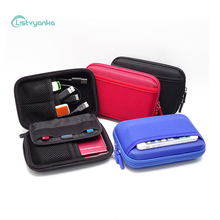Charger Bag Cable Sheath Digital Storage USB Organizer Case For Wires Flash Drives Earphone Box Travel Electronic