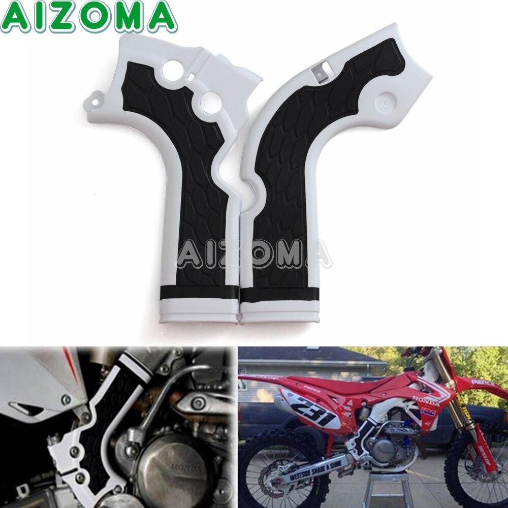 Moto x-grip cadre gardes Motocross Enduro cadre Protection couverture pour Honda CRF 250 450 R CRF250R CRF450F 2013-2016