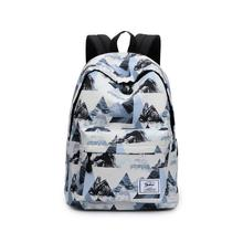 Women Backpack for School Teenagers Girls Lady Daybags Backpacks Female Printing High Quality Schoolbags Mochila Feminina все цены