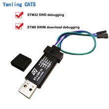Microcontroller-Board Debugger Stlink STM32 Mini V2 STM8 Programmer Download Swim-Simulator