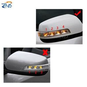Зеркало заднего вида Светодиодный светильник сигнала поворота крыло зеркало Flasher для KIA Sorento XM 2009 2010 2011 2012 2013 2014 боковое зеркало повторитель