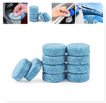 1PCS = 4L car windshield wiper cleaner solid effervescent tablets for Infiniti G37 FX50 FX37 FX35 Essence EX37 image