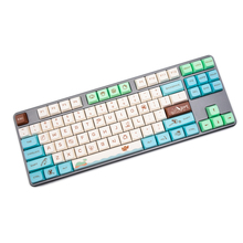 G MKY 135 klawisze XDA PBT sublimowany profil XDAS do klawiatury mechanicznej Filco/DUCK/Ikbc MX