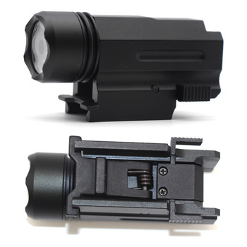 ريد دوت مؤشر البصر بالليزر الصيد الادسنس التكتيكية مصباح ليد جيب كومبو البصر البصريات ل غلوك 17 19 و 20 مللي متر السكك الحديدية بندقية اليد