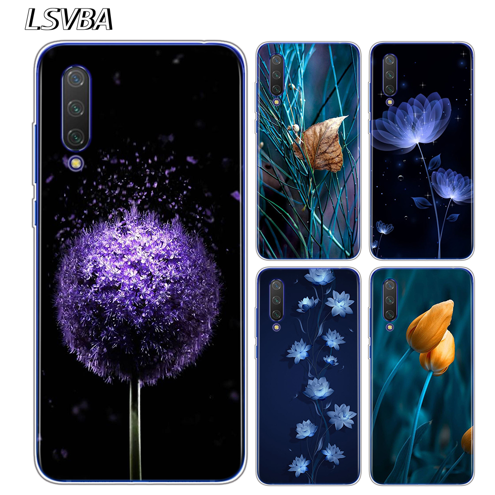 <font><b>amazing</b></font> flowers Style for <font><b>Xiaomi</b></font> Mi Note 10 9 8 9T CC9 E SE F1 Mix 3 Play A3 A2 A1 6X 5X Pro Lite Phone Cases image