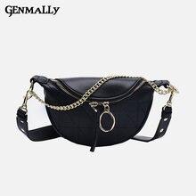 Модная поясная сумка для женщин 2020 женские сумки через плечо