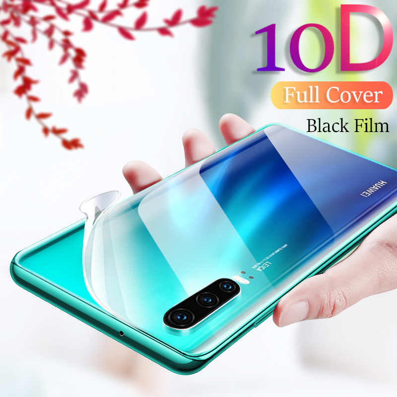 10D Front & Back Hydrogel Film For Huawei P30 Pro P20 Lite P Smart 2019 Screen Protector For Huawei Mate 10 20 Lite Honor 10 9X