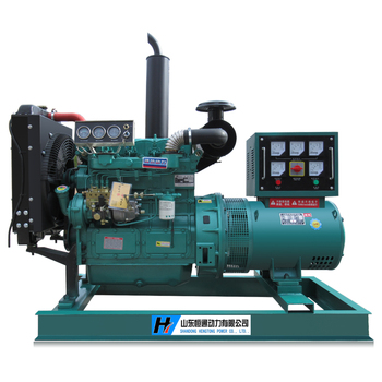 24kw 30kva weifang manufacture Ricardo engine open type diesel generator set Favorable price china supplier weifang ricardo 120kw 150kva diesel generator with brushless alternator and base fuel tank with factory price