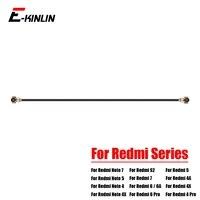 Conector Coaxial de la señal Wifi Antenna Flex Cable para XiaoMi Redmi Nota 7 6 6A 5 5A 4X 4 3 S2 pro Plus mundial