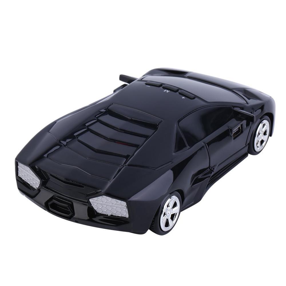 Car Speed Radar 360 Protective Detector Laser Detection Voice Alert Black High Quality Car Vehicle Detector Black