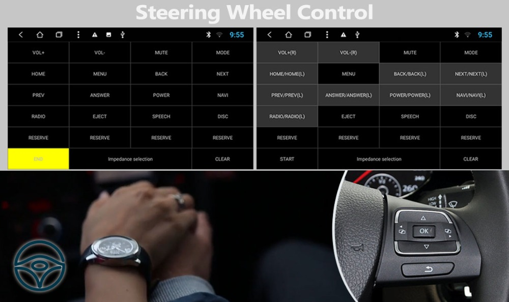 Steeing Wheel Image